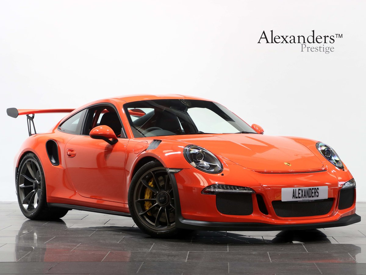 2016 16 16 PORSCHE 911 GT3 RS 4.0 [991] GEN I For Sale (picture 1 of 6)