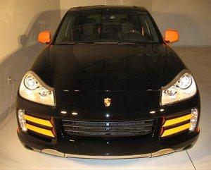 2010  Porsche Cayenne S Transsyberia