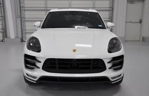2016 Porsche Macan Turbo