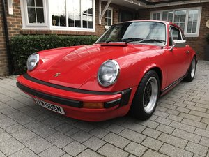 PORSCHE 911S COUPE SUPERB