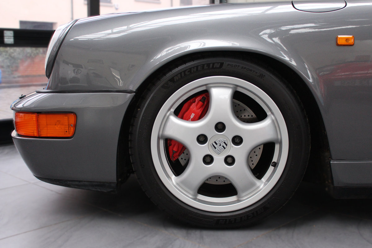1989 Porsche 911 3.6 964 Carrera 4 AWD 2dr SPECIAL 964 For Sale (picture 4 of 6)