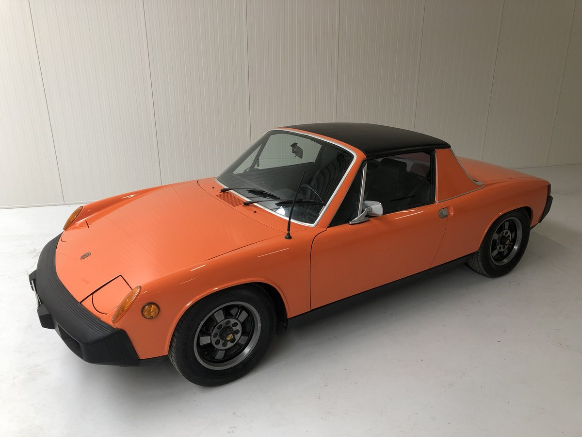 1975 Different Porsche 914  For Sale (picture 2 of 6)