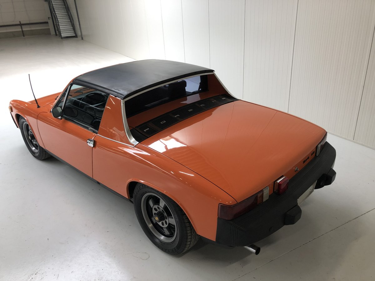 1975 Different Porsche 914  For Sale (picture 3 of 6)