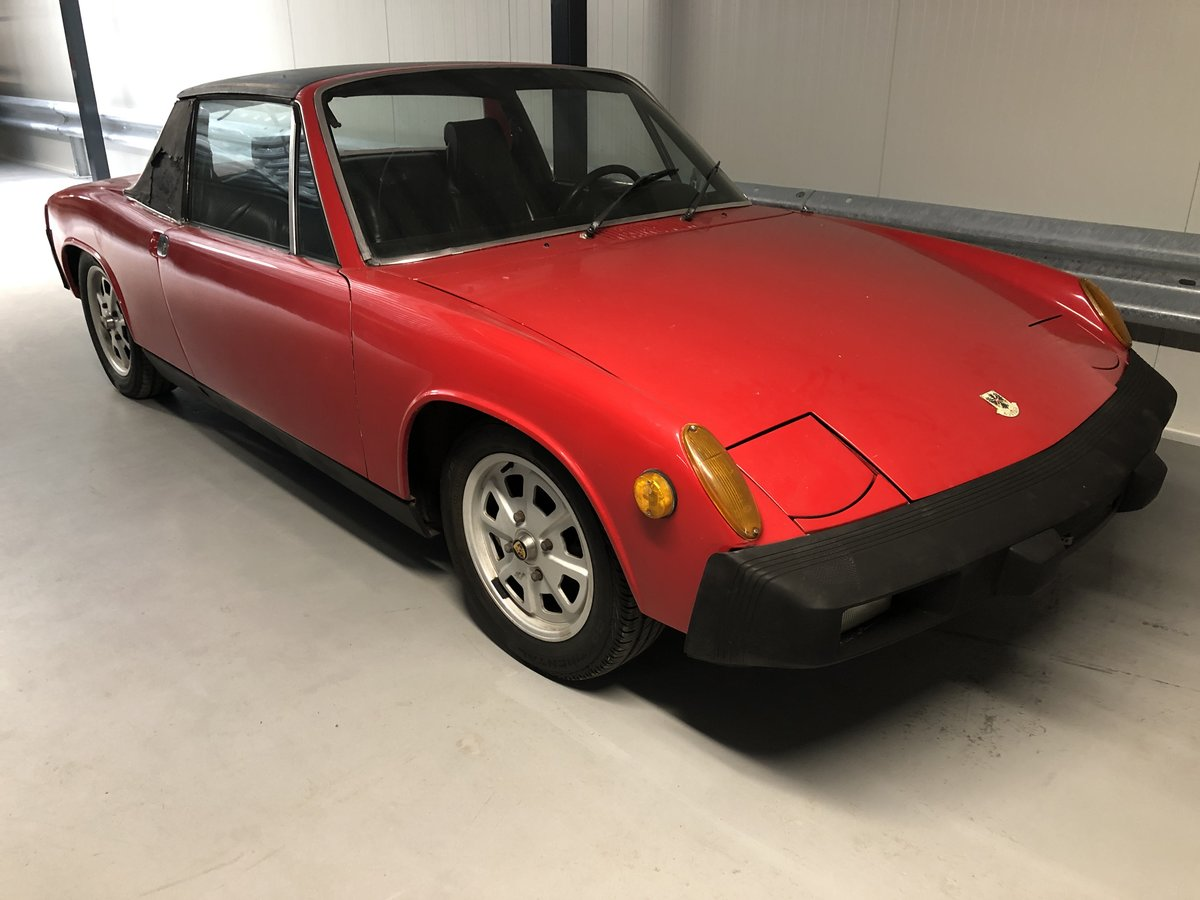 1975 Different Porsche 914  For Sale (picture 4 of 6)