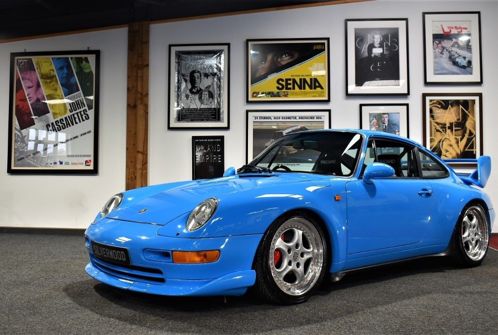 1995 Porsche 911 993 RS Evocation SOLD (picture 1 of 6)