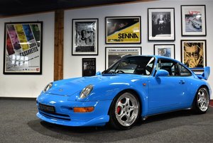 1995 Porsche 911 993 RS Evocation SOLD