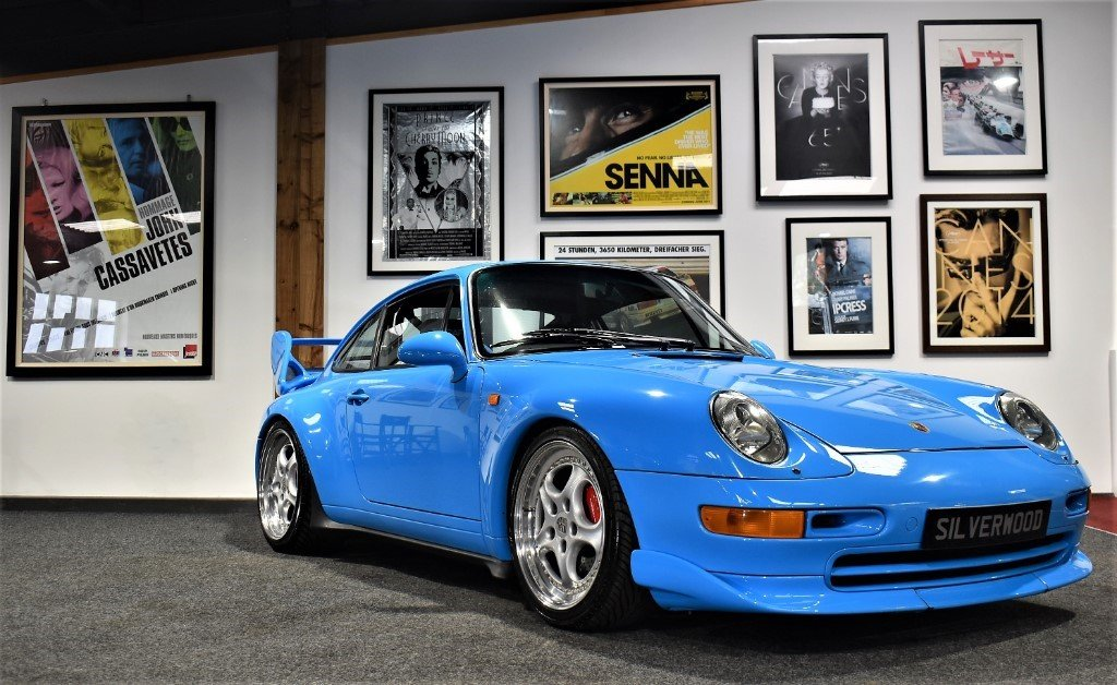 1995 Porsche 911 993 RS Evocation SOLD (picture 2 of 6)