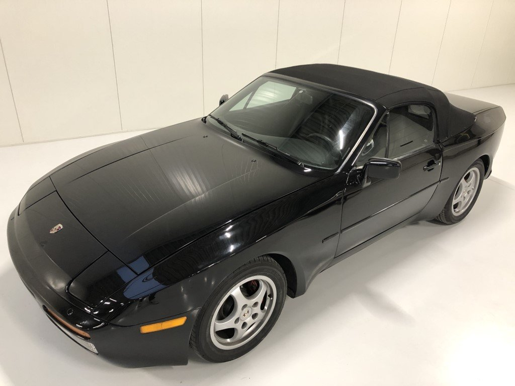 1990 Porsche 944 S2 Convertible For Sale (picture 1 of 6)
