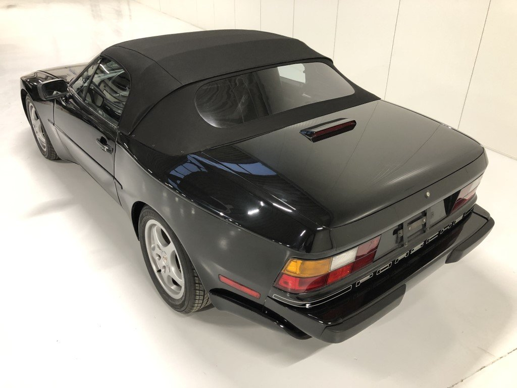1990 Porsche 944 S2 Convertible For Sale (picture 3 of 6)