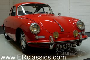 Porsche 356 C Coupe 1964 disc brakes all around For Sale