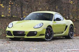 2012 RESERVED - Porsche Cayman R 987 (Gen II) manual