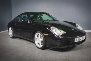 2002 Porsche 911 Carrera 4 3.6l 996 SOLD