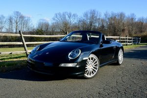2006 Porsche 911 ( 997 ) Carrera Cabriolet Manual Black $29  For Sale
