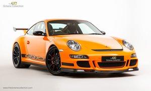 2007 PORSCHE 911 (997) GT3 RS // 1 OF 25 ORANGE EXAMPLES // RHD