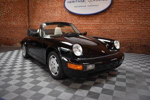 1991 Porsche 964 C4 Cabriolet For Sale