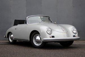 1958 Porsche 356 A 1600 Cabriolet LHD For Sale