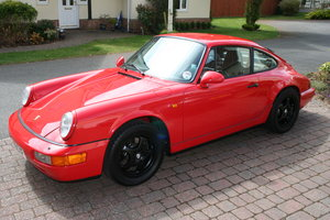 1992 Porsche 964 Carrera 2 Tiptronic Coupe For Sale
