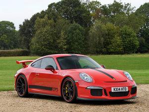2014 Porsche 991.1 GT3 For Sale