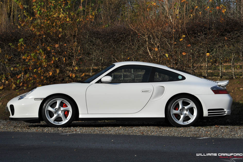 2002 Porsche 996 Turbo Tiptronic S coupe SOLD (picture 2 of 6)