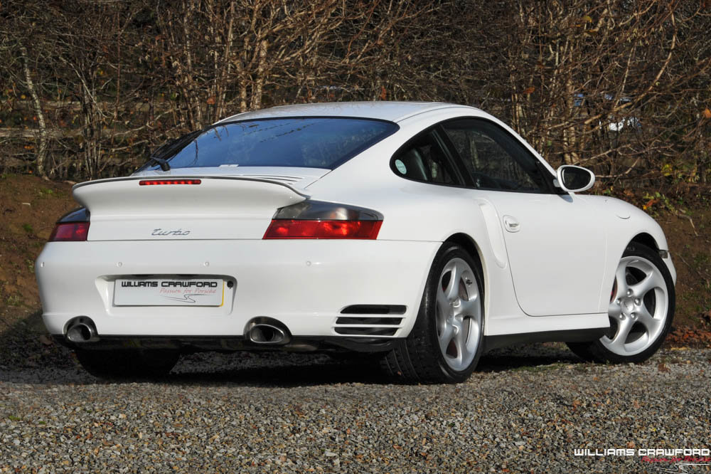 2002 Porsche 996 Turbo Tiptronic S coupe SOLD (picture 3 of 6)