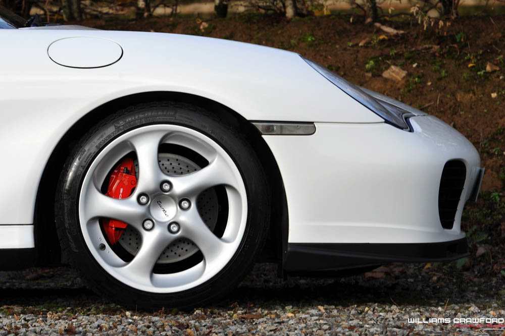 2002 Porsche 996 Turbo Tiptronic S coupe SOLD (picture 4 of 6)