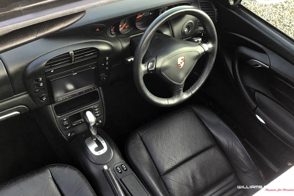 2002 Porsche 996 Turbo Tiptronic S coupe SOLD (picture 5 of 6)