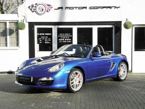 Picture of 2009 Porsche Boxster 3.4 S Gen II Manual finished in Aqua Blue  SOLD