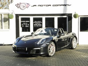 Picture of 2013 Porsche Boxster 981 3.4 S PDK finished in Basalt Black SOLD