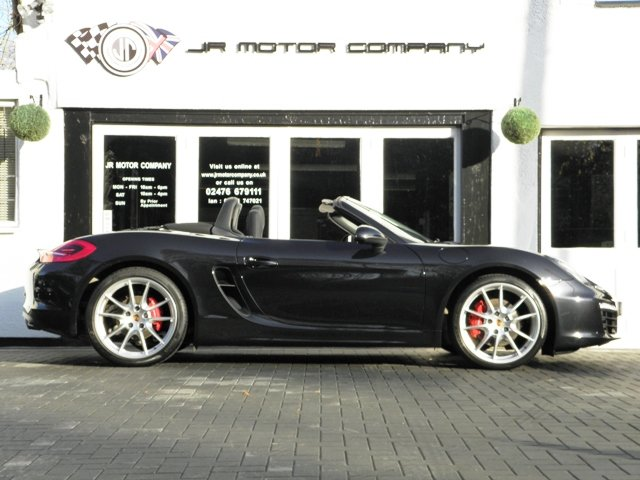 2013 Porsche Boxster 981 3.4 S PDK finished in Basalt Black SOLD (picture 6 of 6)