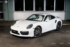 2016 Porsche 911 Turbo S For Sale