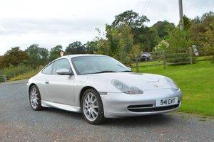 2000 porsche 911 carrera with rebuilt engine - Lovely
