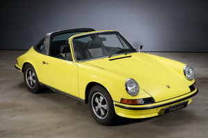 1972 Porsche 911 S 2.4 ltr. Targa For Sale