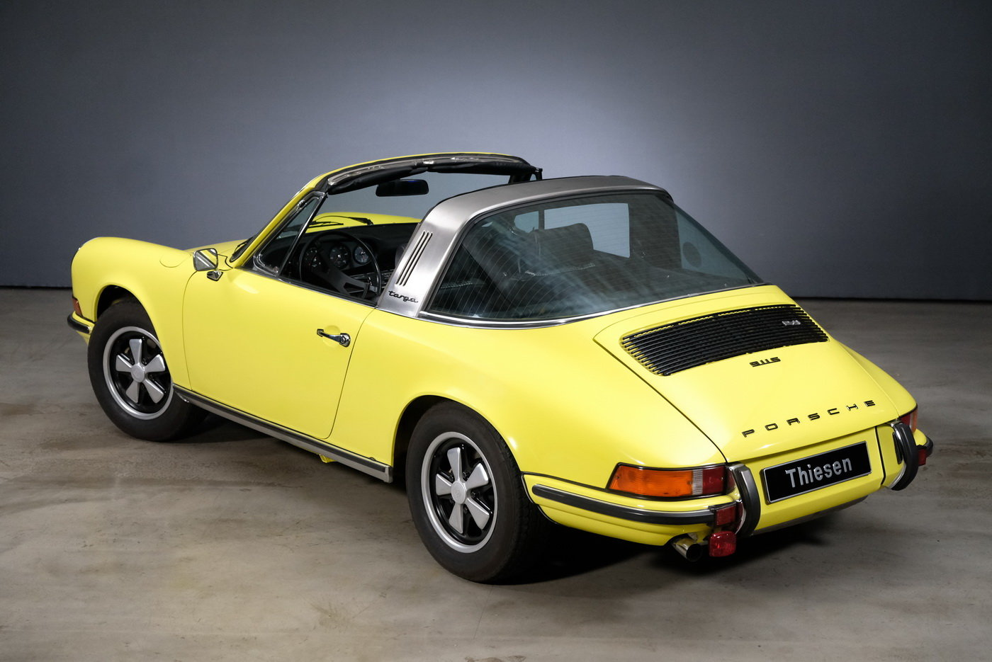 1972 Porsche 911 S 2.4 ltr. Targa For Sale (picture 3 of 6)