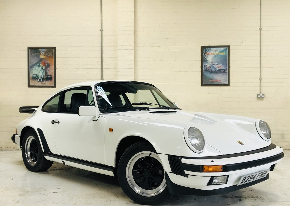 1985 PORSCHE 911 3.2 CARRERA COUPE - FANTASTIC VALUE For Sale (picture 1 of 6)