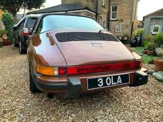 1977 Porsche 911 Classic For Sale