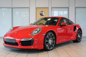 2013 Porsche 911 (991) 3.8 Turbo 'S' Pdk Coup For Sale