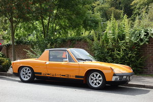 1970 VW Porsche 914 For Sale