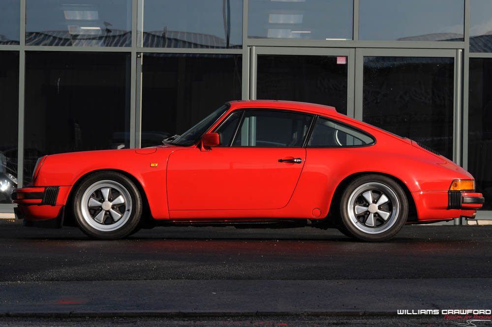 1982 One off, special build Porsche 911 3.0 For Sale (picture 2 of 6)