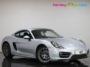 Porsche Cayman 2.7 2dr PDK 2013 For Sale
