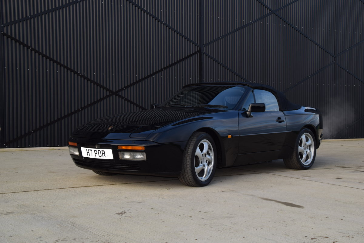 1991 Porsche 944 S2 Cab, New Sills etc Fully Resprayed.... For Sale (picture 1 of 9)