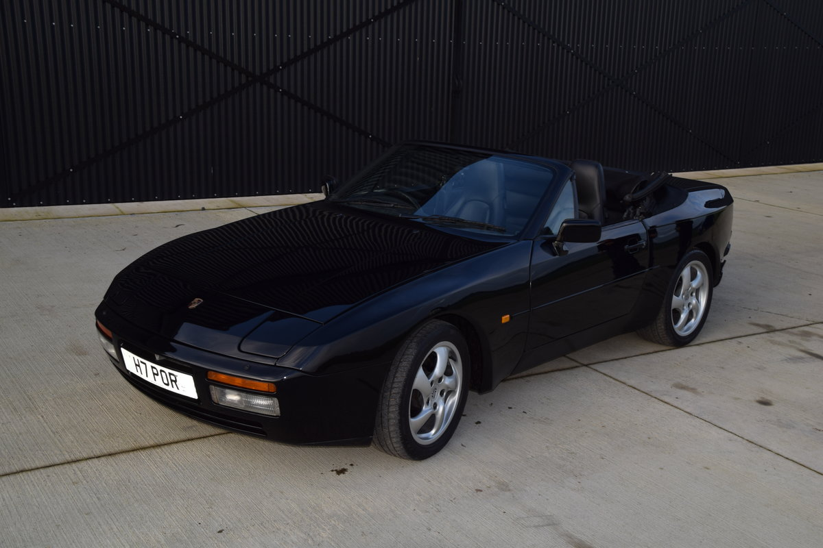 1991 Porsche 944 S2 Cab, New Sills etc Fully Resprayed.... For Sale (picture 5 of 9)