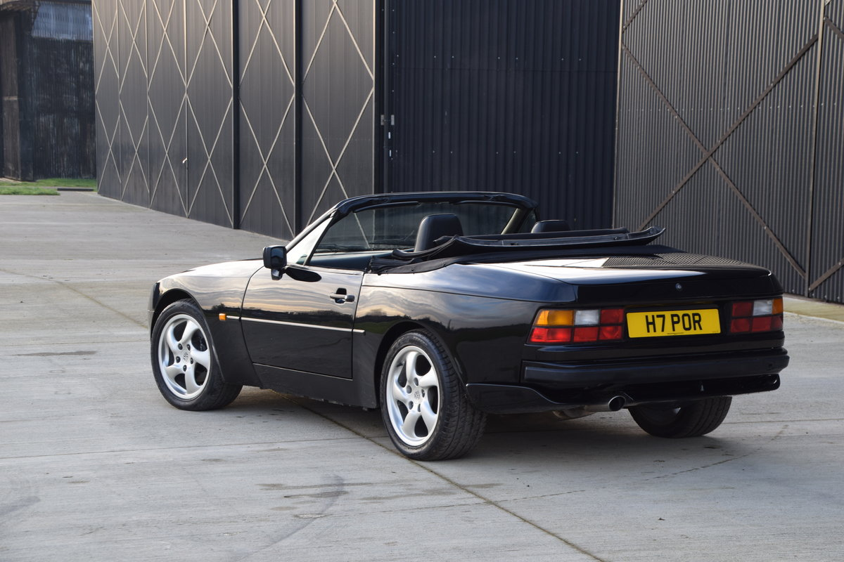 1991 Porsche 944 S2 Cab, New Sills etc Fully Resprayed.... For Sale (picture 7 of 9)