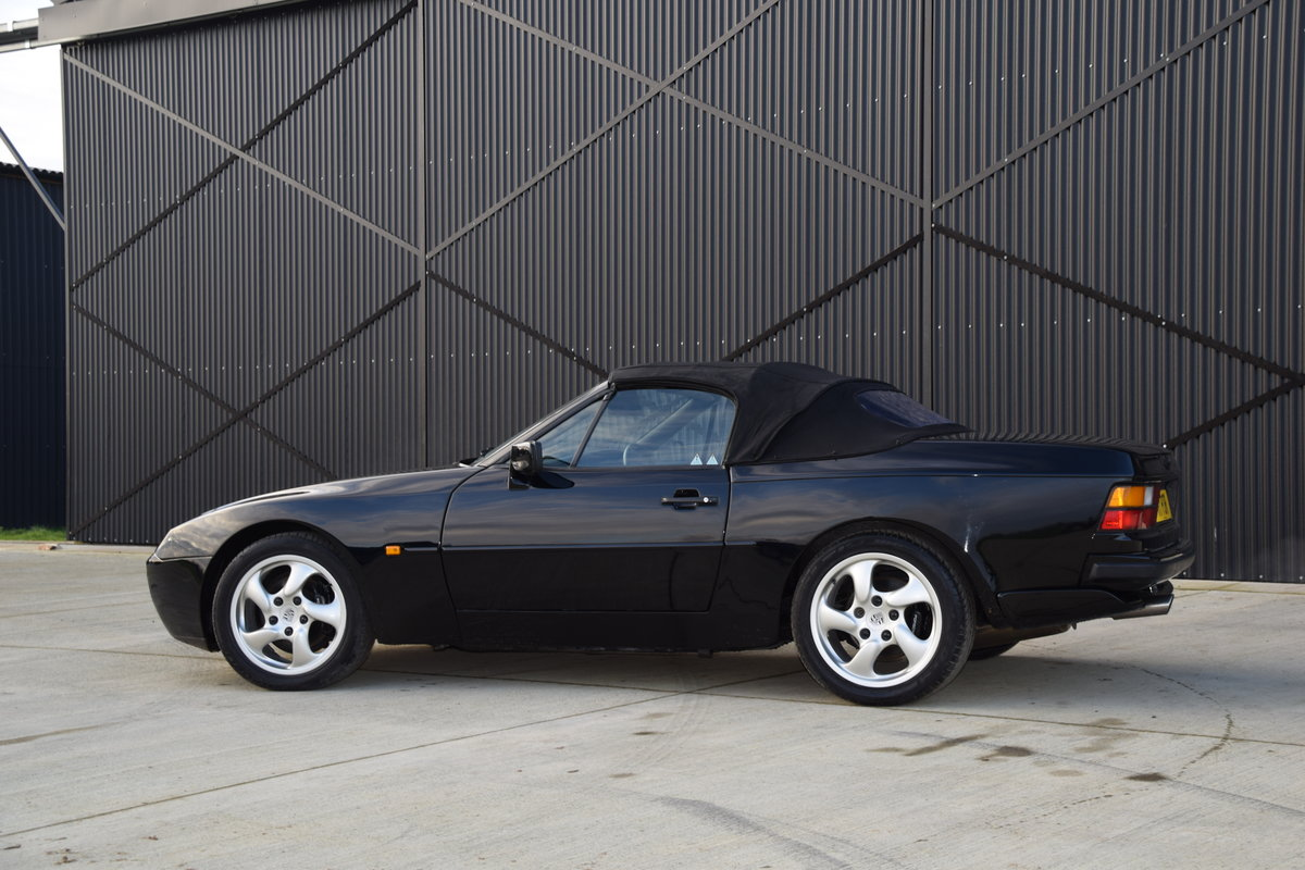 1991 Porsche 944 S2 Cab, New Sills etc Fully Resprayed.... For Sale (picture 8 of 9)