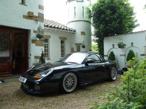 2002 A special loved  Porsche Boxster 2.7,