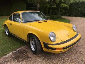 Porsche 911s 1974 coupe For Sale