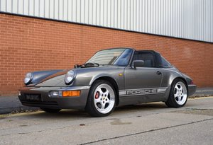 1990  Porsche 911 Targa Carrera 2 Tiptronic For Sale In Londo