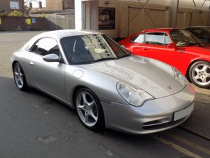 2002 PORSCHE 911 (996) CARRERA 2 TIPTRONIC S CONVERTIBLE For Sale