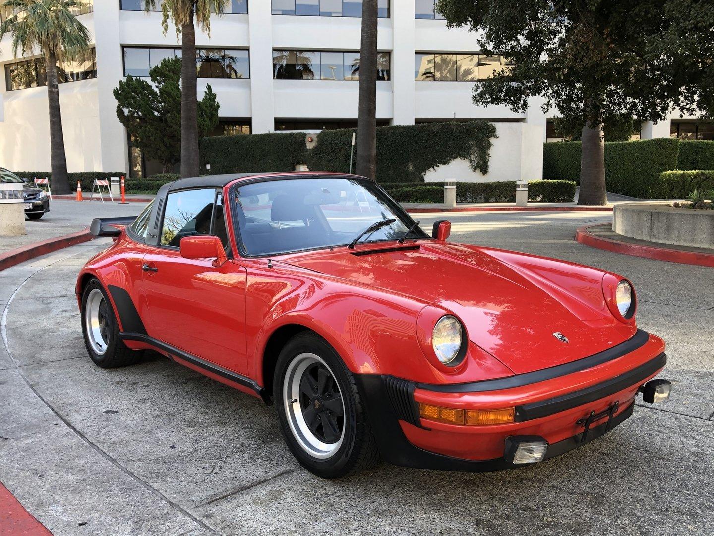 1973 Porsche 911 TARGA For Sale (picture 1 of 6)