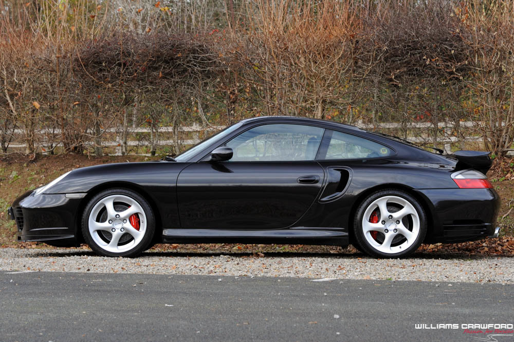 2004 Porsche 996 Turbo manual coupe, 481 bhp For Sale (picture 2 of 6)