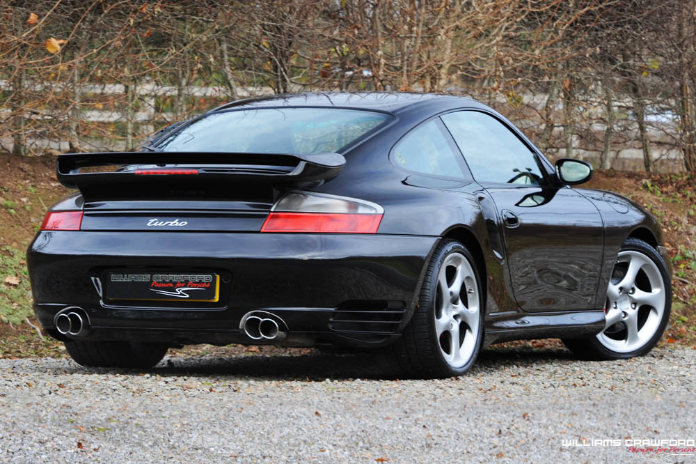 2004 Porsche 996 Turbo manual coupe, 481 bhp For Sale (picture 3 of 6)